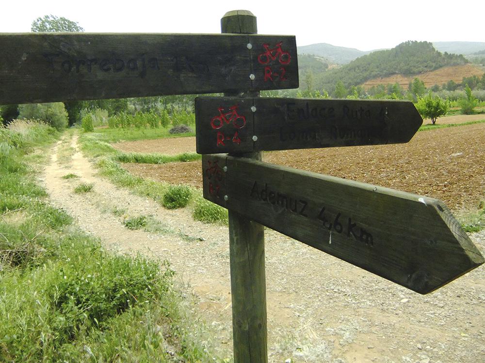 El camino de la Vera Cruz 2